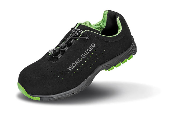 Shield Lightweight Safety Trainer 9 (43) Black/Lime