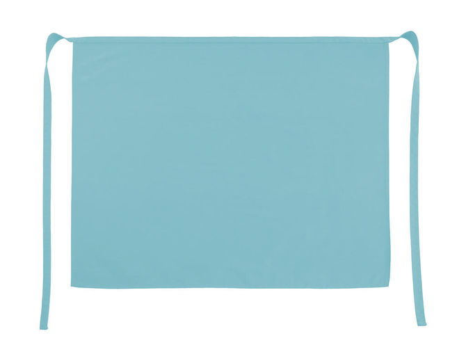 Rome Medium Length Bistro Apron One Size Sky Blue