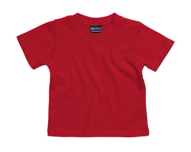 Baby T-Shirt 18-24 Red