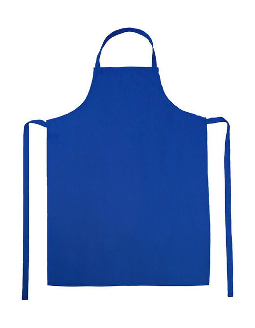Paris Bib Apron One Size Royal