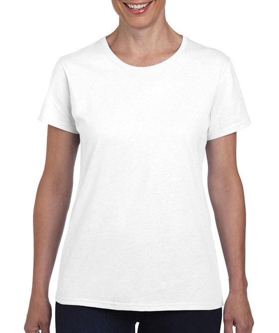 Ladies` Heavy Cotton(TM) T-Shirt