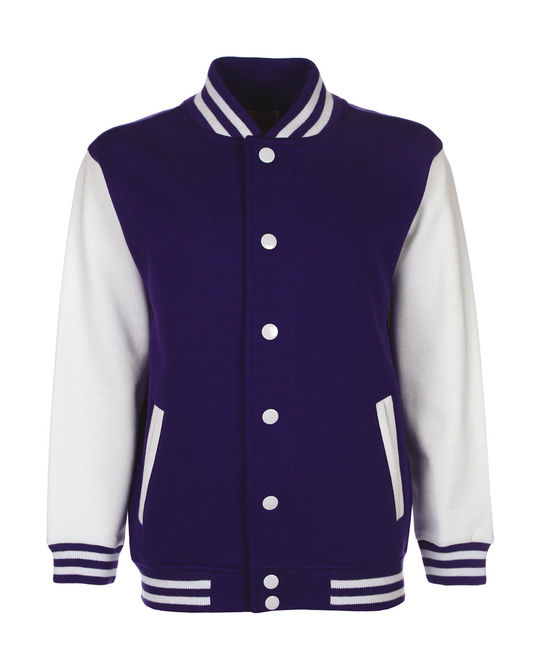 Kids` College Jacket