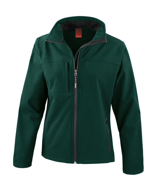 Ladies Classic Softshell Jacket