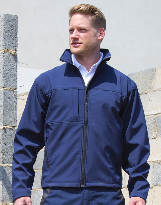 Classic Soft Shell Jacket