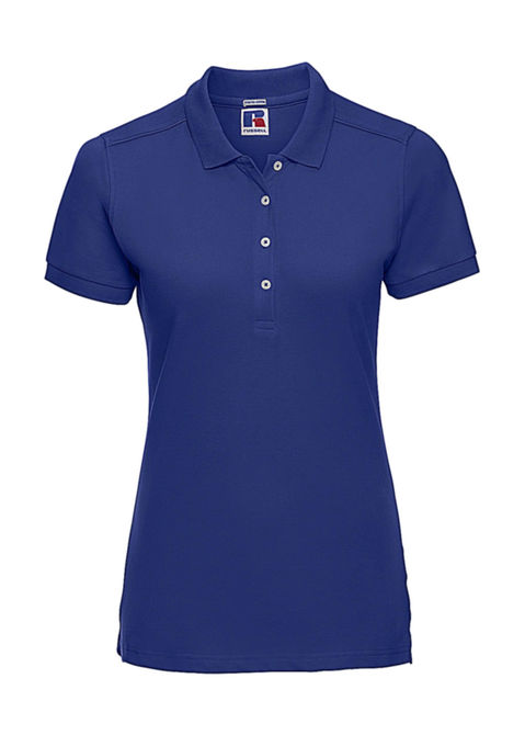 Ladies Stretch Polo