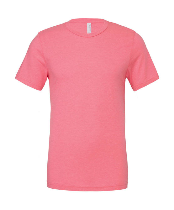 Unisex Poly Cotton T Shirt S Neon Pink 7 84 Deeds Fashi