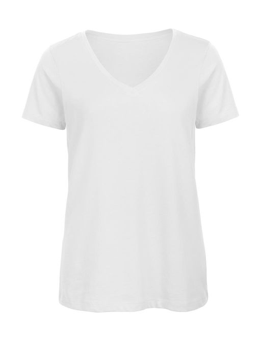 Inspire V/women T-Shirt L White
